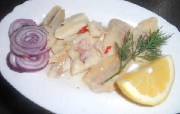 Salata de pastrav