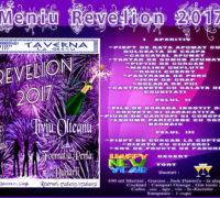 MENIU REVELION 2017