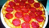 Pizza diavollo
