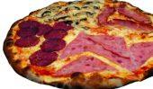 Pizza Quatro Stagionni