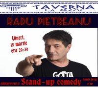 RADU PIETREANU – Stand-up comedy