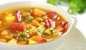 Ciorba de legume proaspete