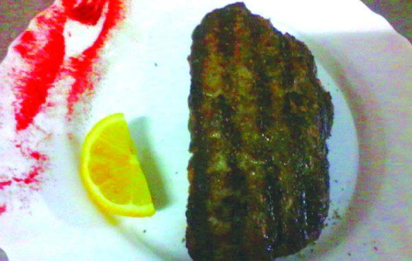 Bifteki la gratar